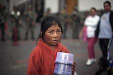 """""""Szokujące wskaźniki przemocy w Ekwadorze"""". Tysiące dziewczynek rodzi dzieci"""