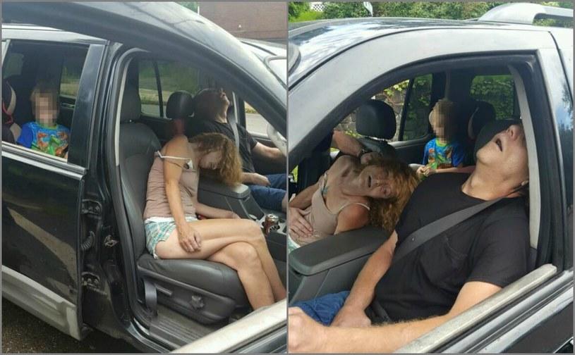 Szokujące zdjęcia opublikowane przez amerykańską policję /źródło: City of East Liverpool, Ohio /