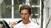 Szokująco szczupły Matthew McConaughey