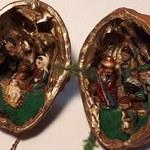 Szopka w łupinie orzecha. Bożonarodzeniowa pamiątka z pałacu Radziwiłłów
