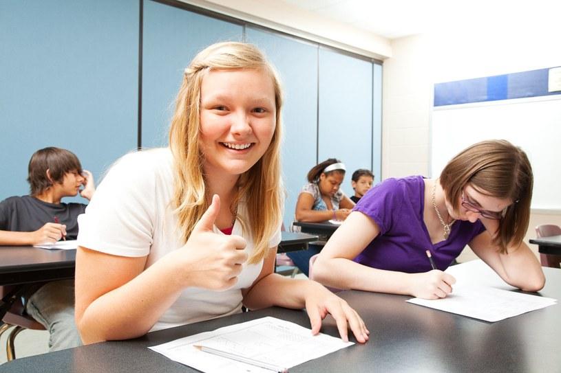 Szóstoklasiści pisali dziś swój pierwszy egzamin /123RF/PICSEL