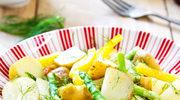 Szparagi i ziemniaki - świetne połączenie