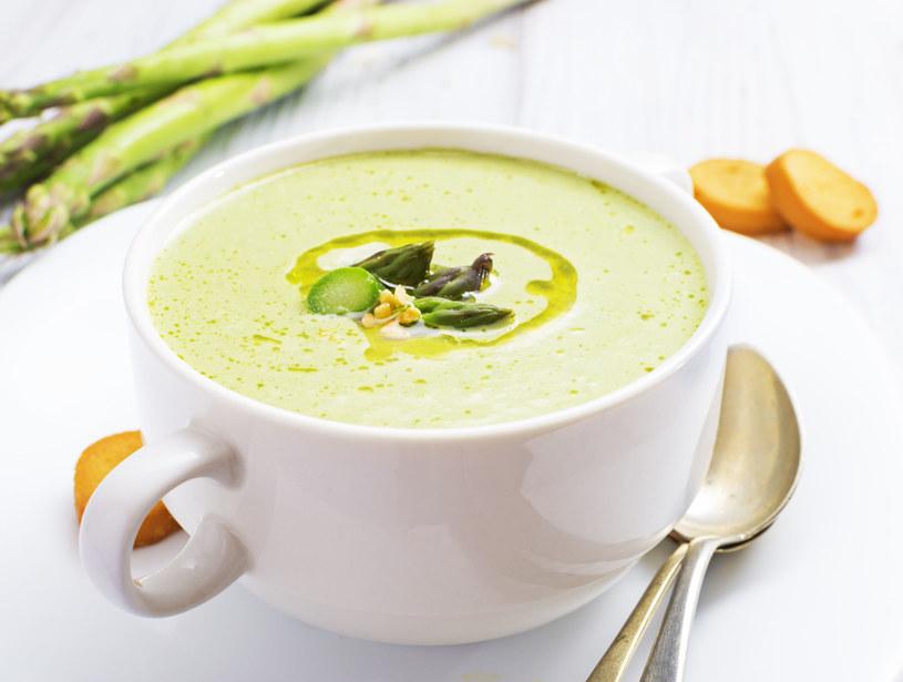 Szparagowa Zupa Krem Stylpl