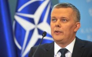"""Szpica NATO w Polsce. """"Jesteśmy gotowi"""""""