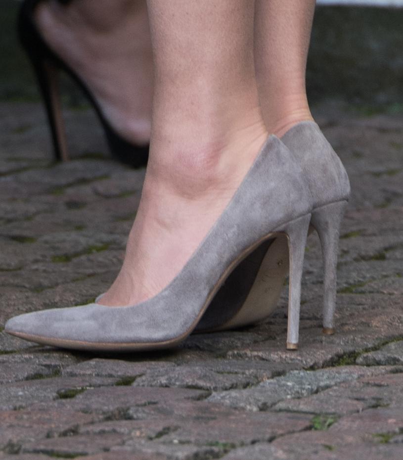 Szpilki księżnej Kate /Getty Images