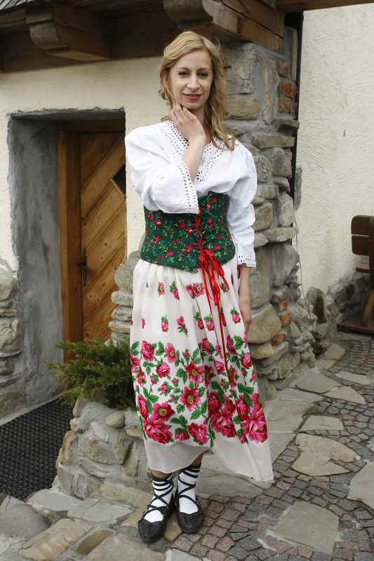 """""""Szpilki na Giewoncie"""" zaszczepiły w niej miłość do gór i górali! /Engelbrecht /AKPA"""