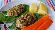 Szpinak z warzywami i cielęciną (po 9. miesiącu)