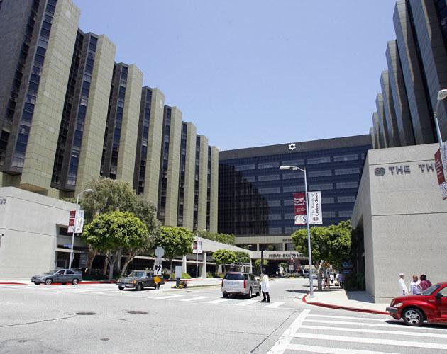 Szpital Cedars Sinai w Los Angeles  /Splashnews