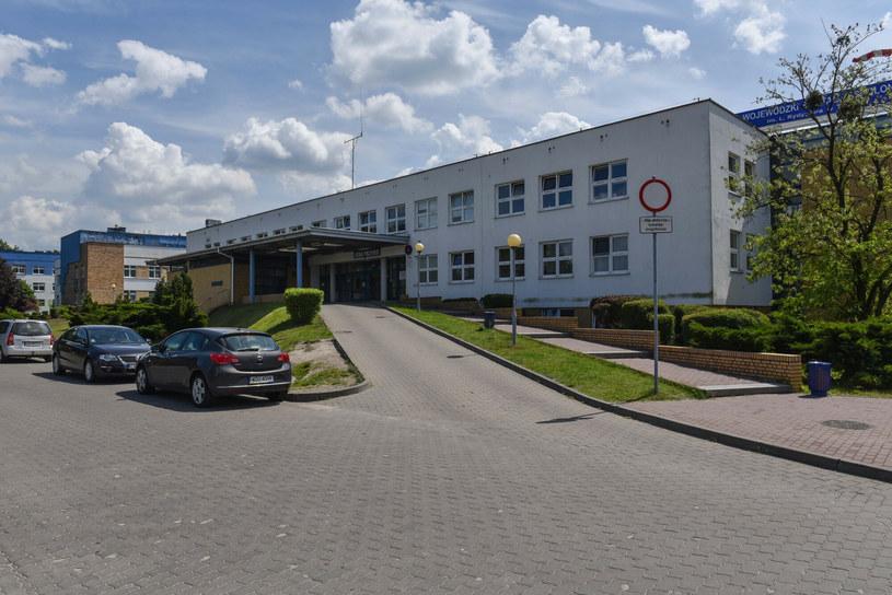 Szpital dziecięcy w Toruniu; zdj. ilustracyjne /PIOTR LAMPKOWSKI/SE /East News