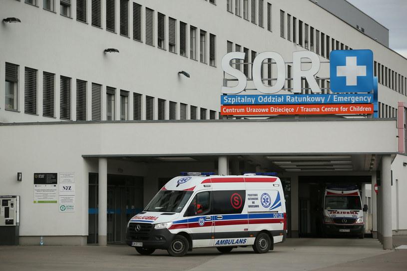 Szpital im. T. Marciniaka we Wrocławiu /TOMASZ HOLOD / POLSKA PRESS /East News