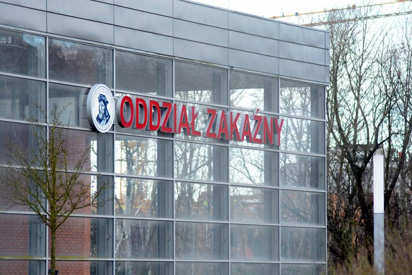 Szpital Miejski im. Józefa Strusia w Poznaniu /Karolina Adamska /East News