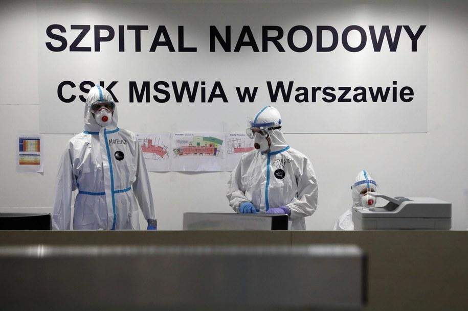 Szpital Narodowy zmienia kryteria przyjmowania pacjentów / Leszek Szymański    /PAP