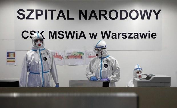 Szpital Narodowy zmienia kryteria przyjmowania pacjentów