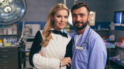 """Szpital"": Nowa rola żony Hollywood!"