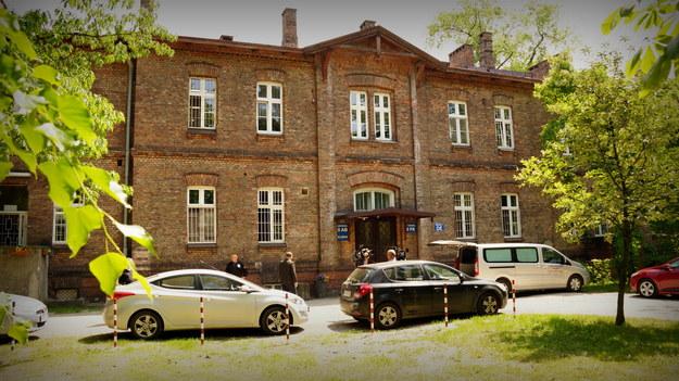 Szpital psychiatryczny w Tworkach, dzielnicy Pruszkowa /Michał Dukaczewski (RMF FM) /RMF FM