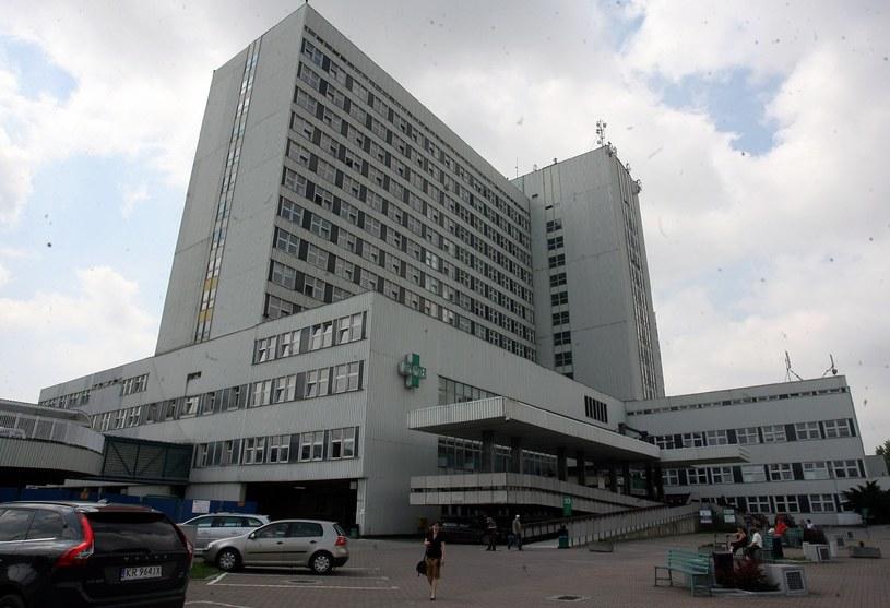 Szpital Rydygiera w Krakowie /Artur Barbarowski /East News