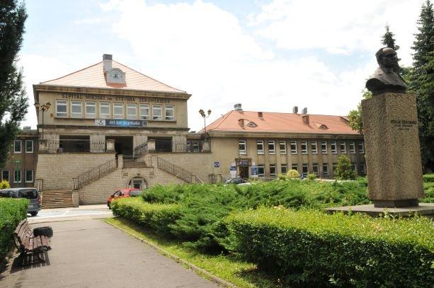 Szpital Specjalistyczny im. Stefana Żeromskiego SP ZOZ w Krakowie /Materiały prasowe