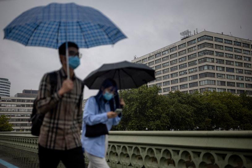 Szpital św. Tomasza w Londynie /Rob Pinney /Getty Images