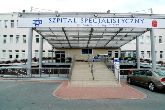 Szpital Świętej Rodziny /Wojtek Laski /East News