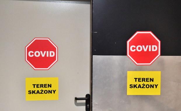 Szpital tymczasowy w Krynicy-Zdroju rozpoczął przyjmowanie pacjentów