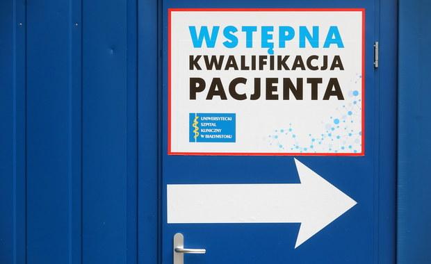 Szpital Uniwersytecki w Krakowie ma zostać przekształcony w placówkę zakaźną