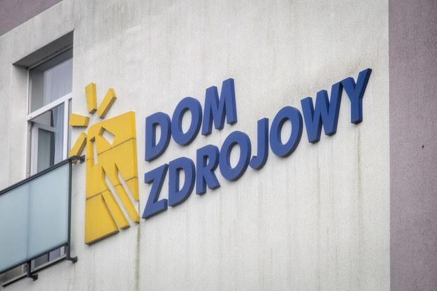 """Szpital Uzdrowiskowy nr IV - """"Dom Zdrojowy"""" w Ciechocinku / Tytus Żmijewski    /PAP"""