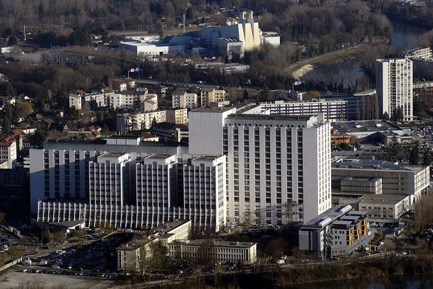 Szpital w Grenoble /AFP