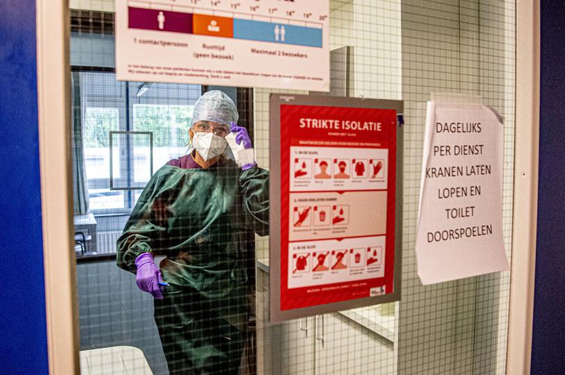 Szpital w Holandii /SOPA Images /Getty Images
