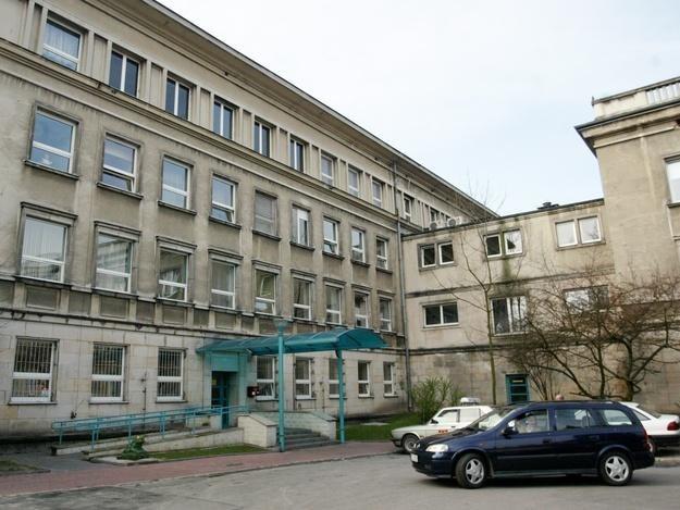 Szpital, w którym leczone było dziecko /RMF