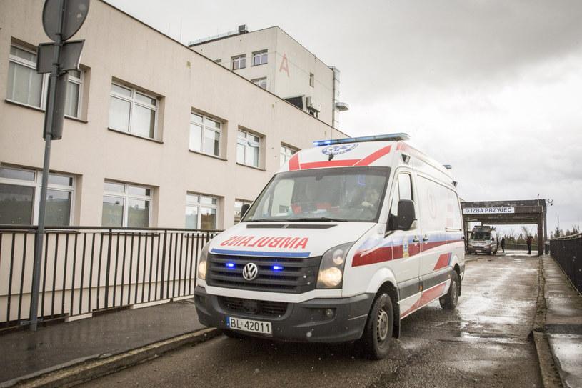 Szpital w Łomży /Marek Maliszewski  /Reporter