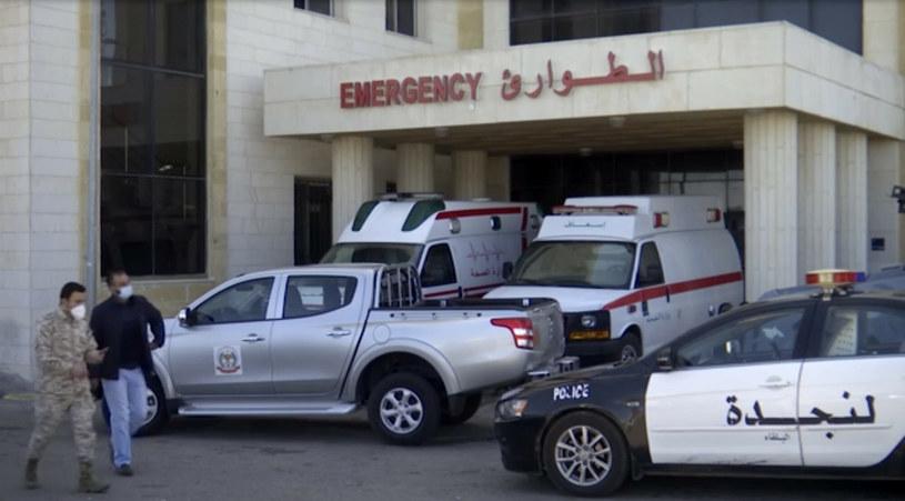 Szpital w mieście Salt /Associated Press /East News