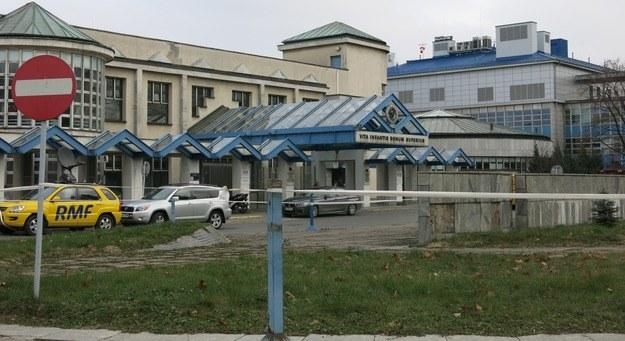 Szpital w Prokocimiu /RMF FM