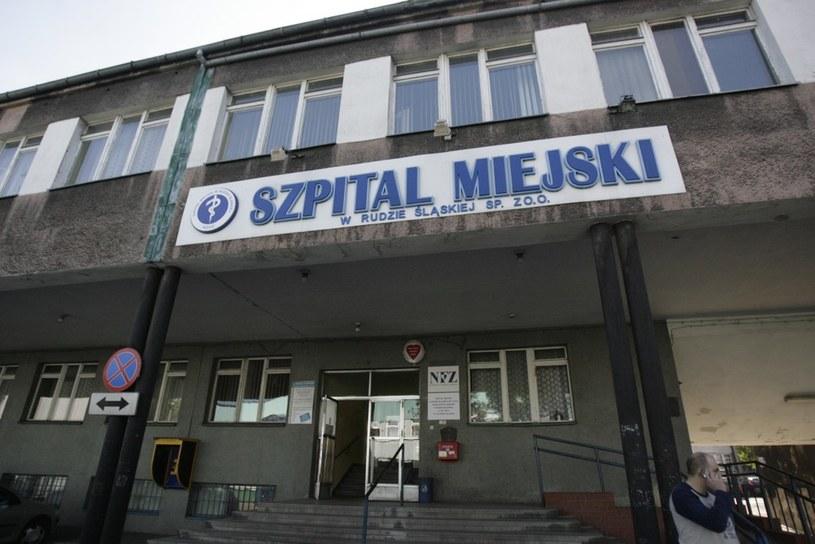 Szpital w Rudzie Śląskiej /Marcin Tomalka /East News