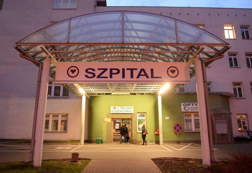 Szpital w Starachowicach /Piotr Polak /PAP