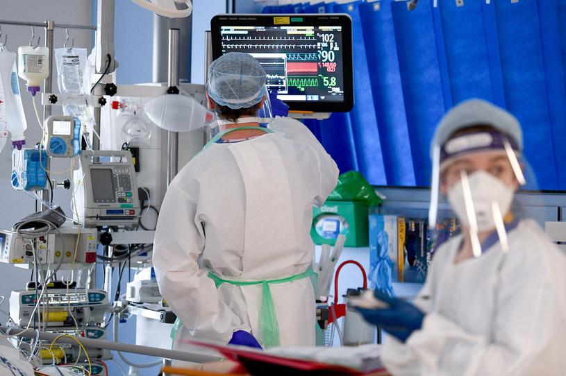 Szpital w Szkocji /Jeff J Mitchell /Getty Images