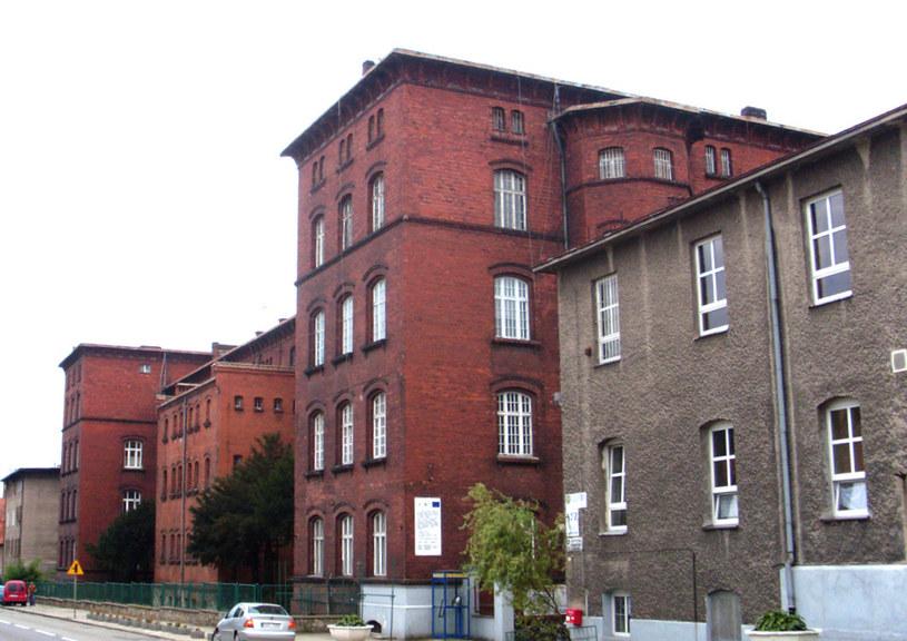 Szpital w Toszku – stan obecny. Fot. Autor /Odkrywca