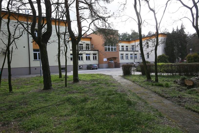 Szpital w Wolicy /Tomasz Wojtasik /PAP