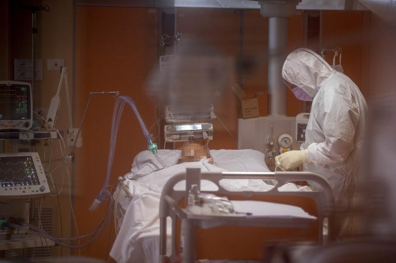 Szpital we Włoszech /Antonio Masiello /Getty Images