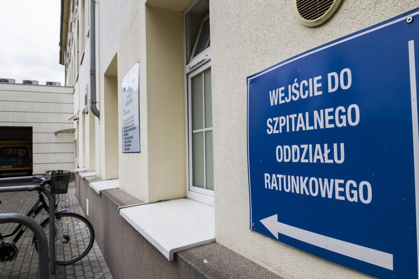 Szpital Wojewódzki w Opolu; Zdj. ilustracyjne /Adrian Ciężki /Reporter