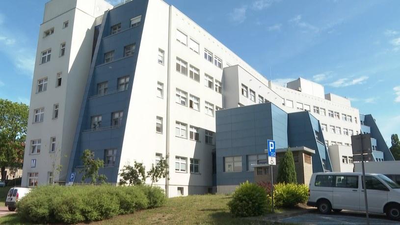 Szpital wojewódzki w Szczecinie; zdj. ilustracyjne /Polsat News