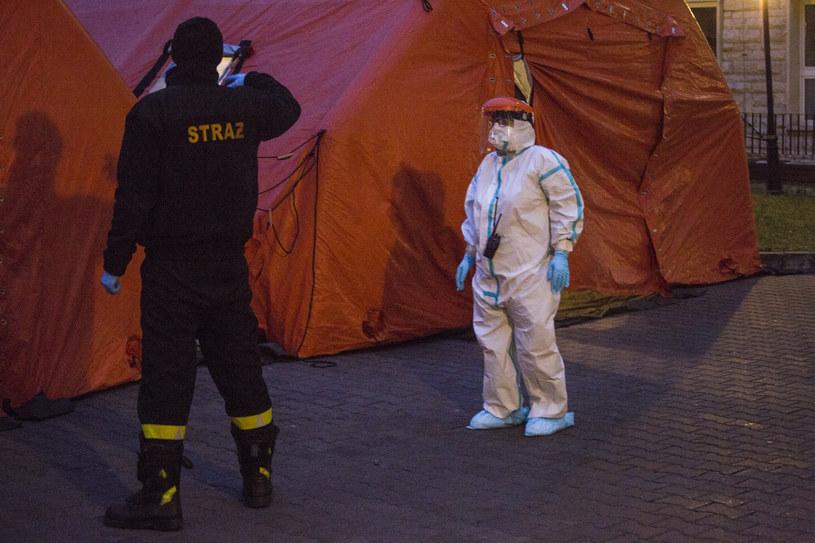 Szpital zakaźny; zdj. ilustracyjne /Marek M. Berezowski /Reporter