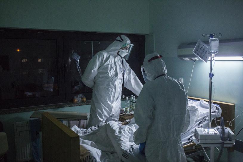 Szpital zakaźny; zdj. ilustracyjne /Marek Berezowski /Reporter