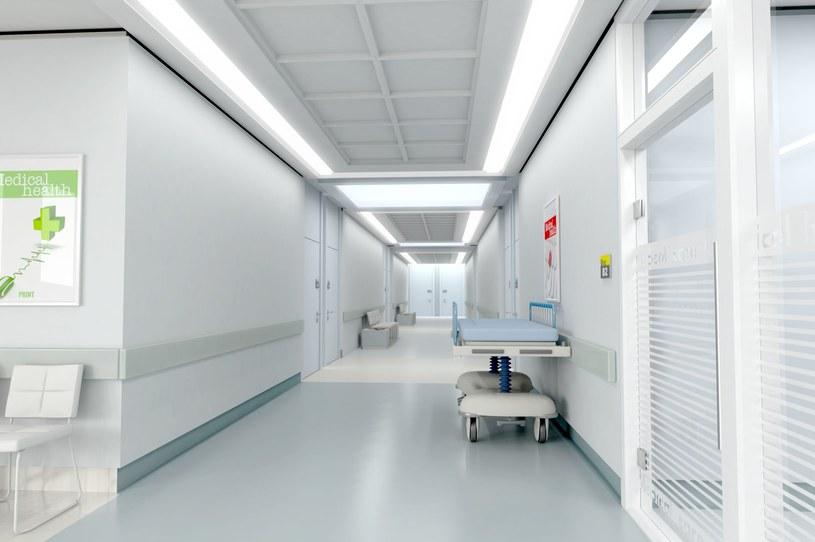 Szpital, zdj. ilustracyjne /123RF/PICSEL /123RF/PICSEL