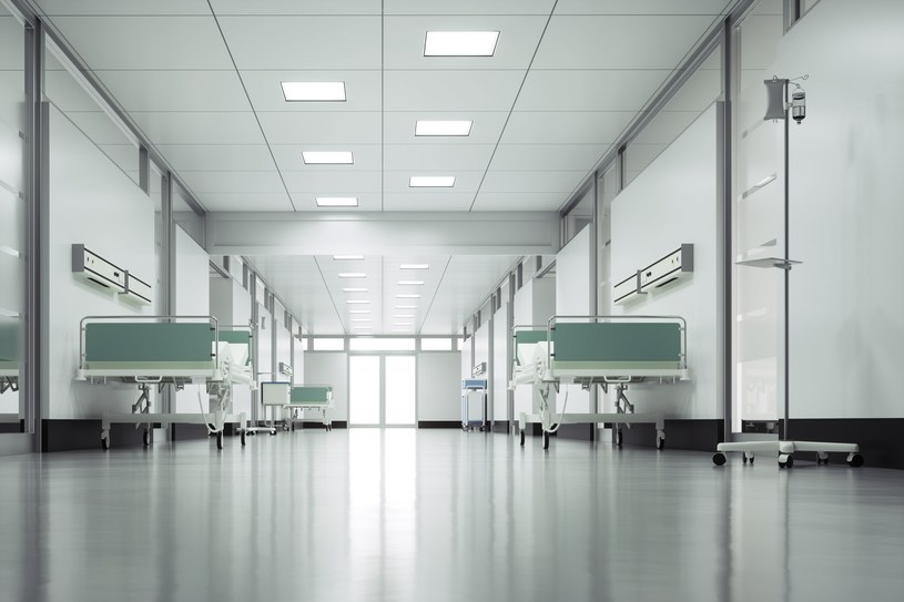 Szpital, zdj. ilustracyjne /123RF/PICSEL
