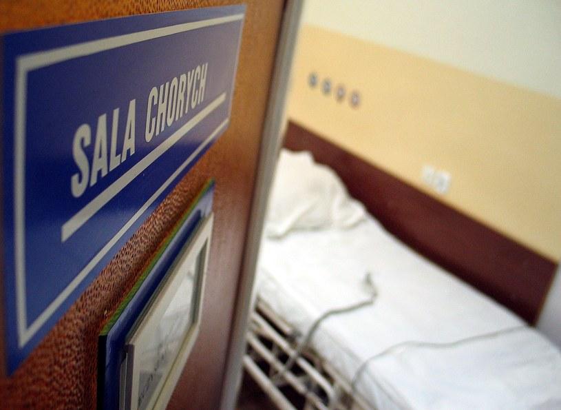 Szpital; zdj. ilustracyjne / Wojciech Pacewicz    /Reporter