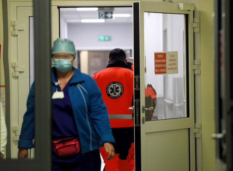 Szpital; zdj. ilustracyjne / Jakub Kamiński    /East News