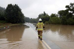 Sztab kryzysowy w Małopolsce. Alarm powodziowy w trzech gminach