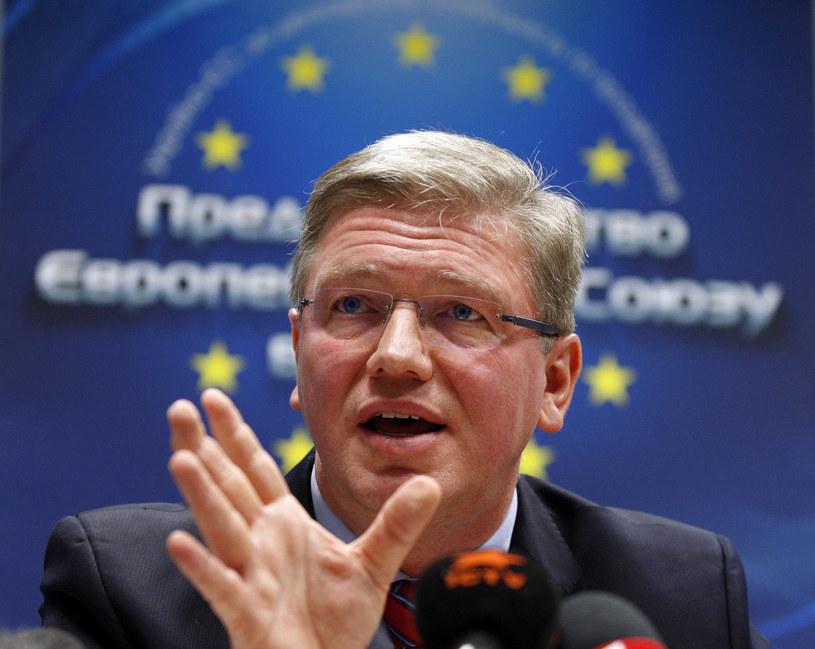 Sztefan Fuele /AFP