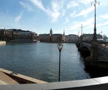 Sztokholm, miasto na czternastu wyspach