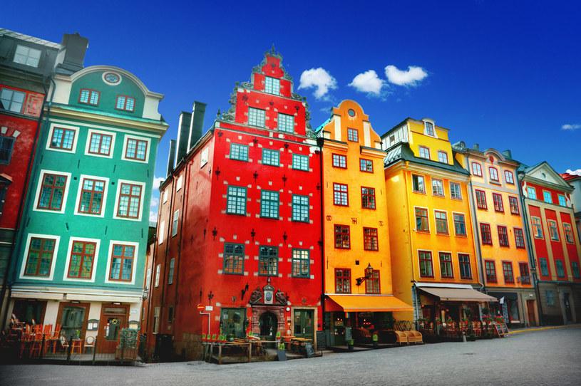 Sztokholm /123RF/PICSEL
